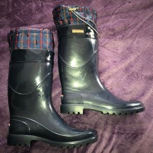 Tommy H. Rain Boots